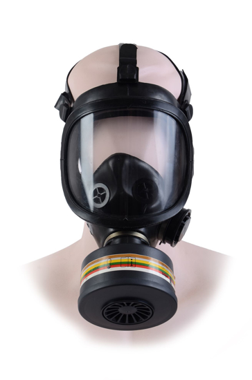 Picture of Full Face Respirator