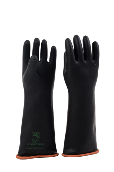 Picture of BESTO - Latex G.P Special Chemical gloves