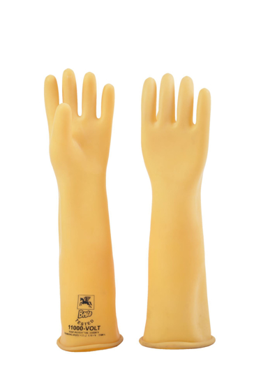 Picture of BESTO ELECTRIC INSULATING GLOVES (11000 volts)