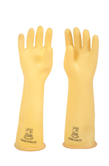 Picture of Besto Electric Insulating Gloves (5000 Volts)