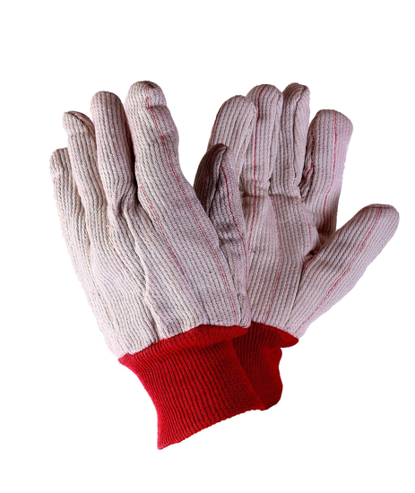 Picture of Double Palm Cotton Gloves