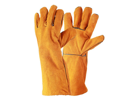 Picture of Premium Heat Resistant Leather Gloves