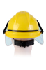 Picture of Safety helmet with visor