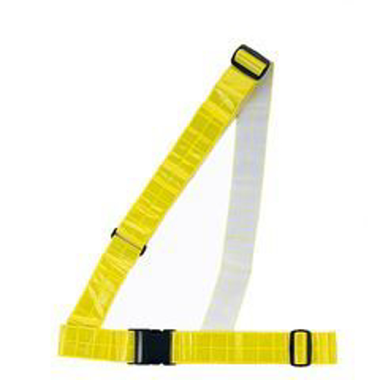 Picture of PVC reflective harness SV 4406