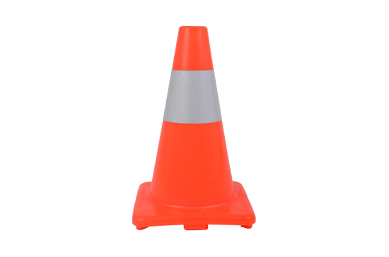 Picture of Flexible traffic cone
