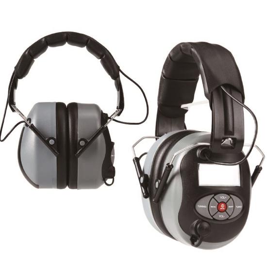 Picture of Electronic radio earmuff EP 174