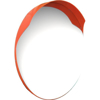 Picture of Road use Convex mirror with Brim CM series