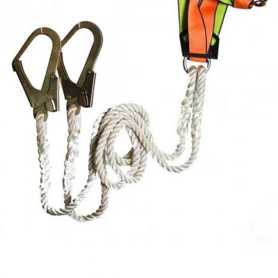 Picture of Double Polyamide lanyard [With Scaffold Hook]