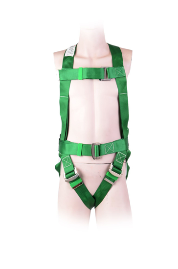 Picture of Yamada Full Body Harness With Energy Absorber Lanyard