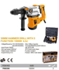 Picture of P800306 30mm Hammer Drill with 3 Function