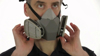 Picture of 3M 6200DD Half Face Mask Respirator