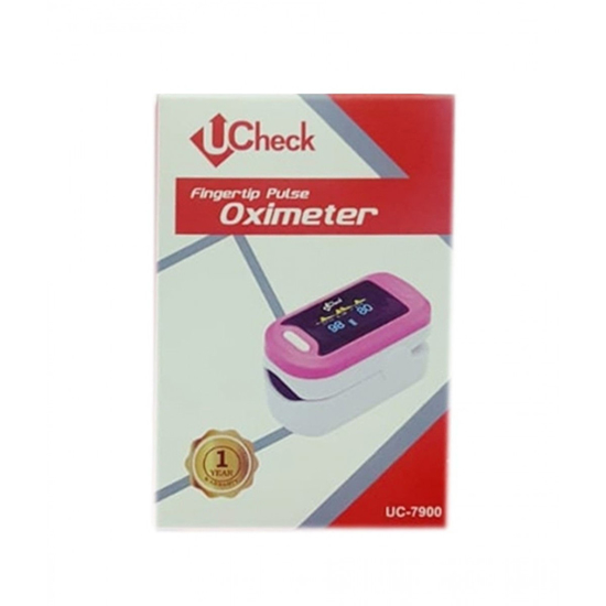 Picture of Ucheck Fingertip Pulse Oximeter (UC-7900)