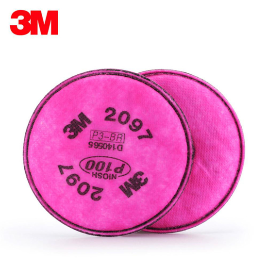 Picture of 3M P100 Particulate Filter 2097