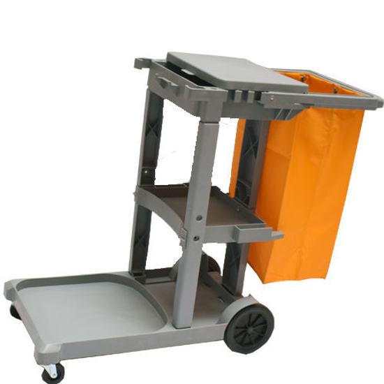 Picture of 8170 A- Hotel and Restaurant Cleaning Janitor trolley