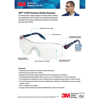 Picture of 3M 2730 Safety Spectacles Glasses With Polycarbonate Clear Lens