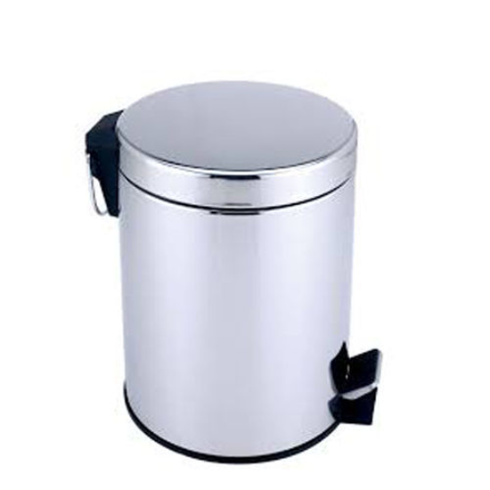 Picture of Stainless steel Pedal Dustbin 5 Litre