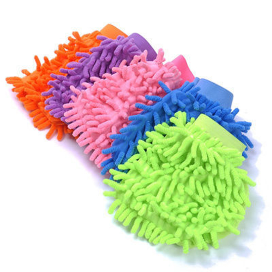 Picture of Micro Fiber Dust Cleaning Gloves