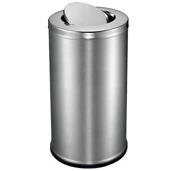 Picture of ASD-18-20L Stainless Steel Swing Dustbin