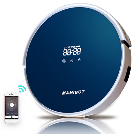 Picture of Mamibot PreVac 650 Robot vacuum and mop Cleaner