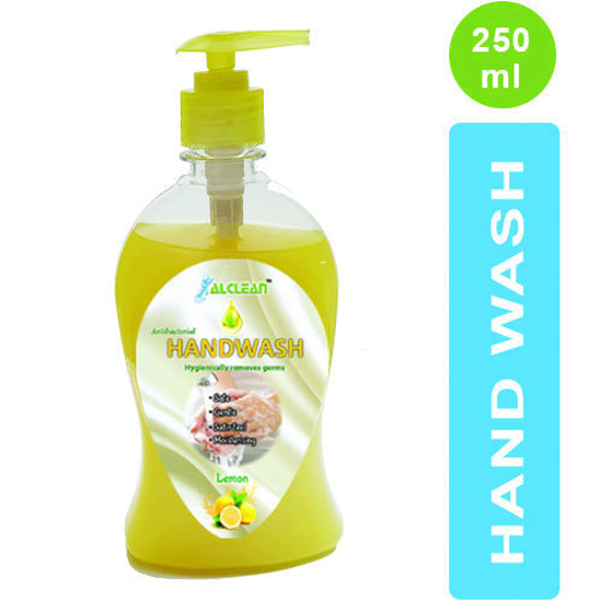 Picture of LEMON HAND WASH PUMP (250 , 500 ML)