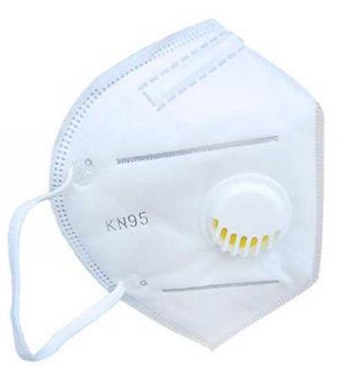 Picture of KN95 Mask With Filter