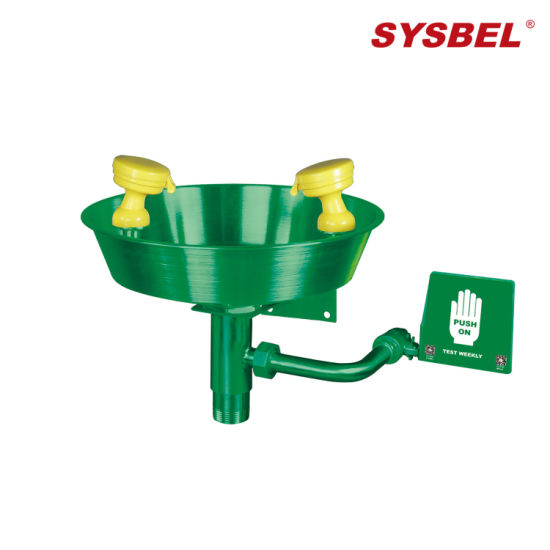 Picture of SYSBEL Wall Mounted Eye & Face Wash Unit WG7023G