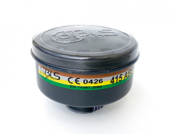 Picture of BLS 415 Respirator Mask Filter