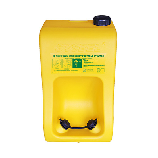 Picture of SYSBEL WG6000A 16 Gallons Portable Eyewash Station