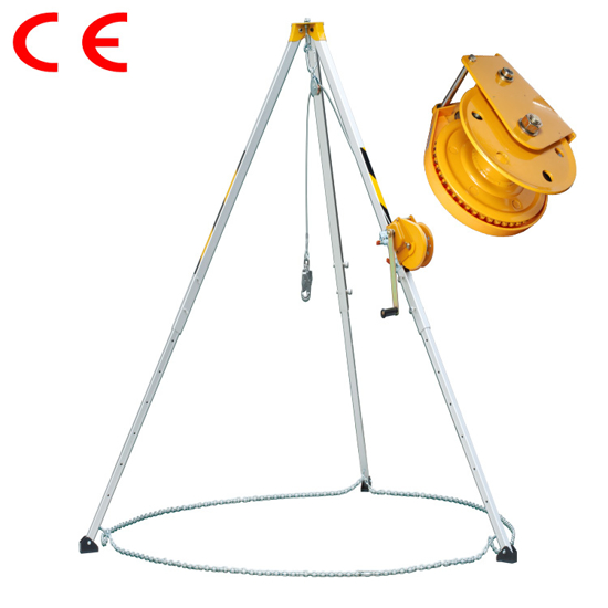 Picture of ADELA RT-025 Aluminium Confined Space Tripod