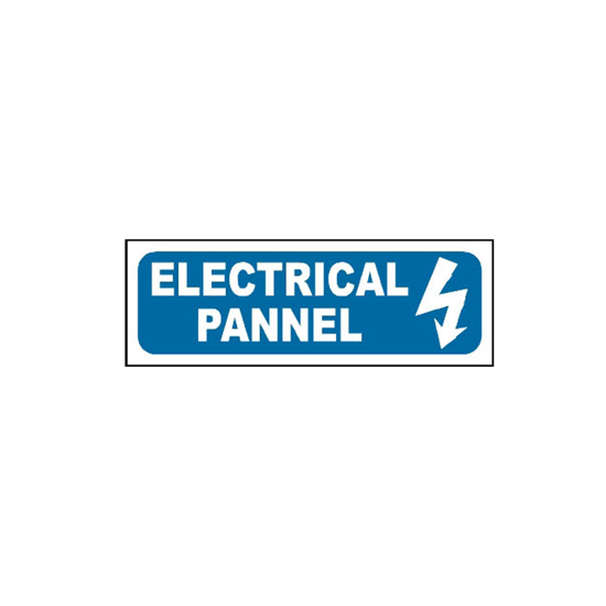 Picture of Electrical Panel Sign