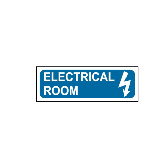 Picture of Electrical Room Sign