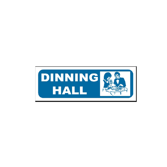 Picture of Dinning Hall Sign