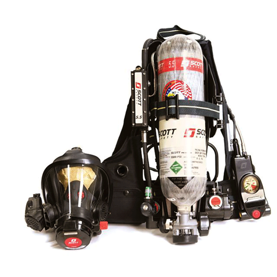 Picture of 3M Scott Air-Pak 75 Self Contained Breathing Apparatus