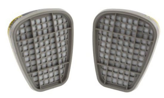 Picture of 3M ABE1 6057  Gas and Vapour Filter