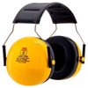 Picture of 3M PELTOR  Optime 98 H9A Overhead Yellow Earmuff