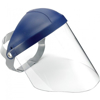 Picture of 3M H8A Ratchet Headgear 82783-00000 with 3M WP96 Clear Polycarbonate Faceshield