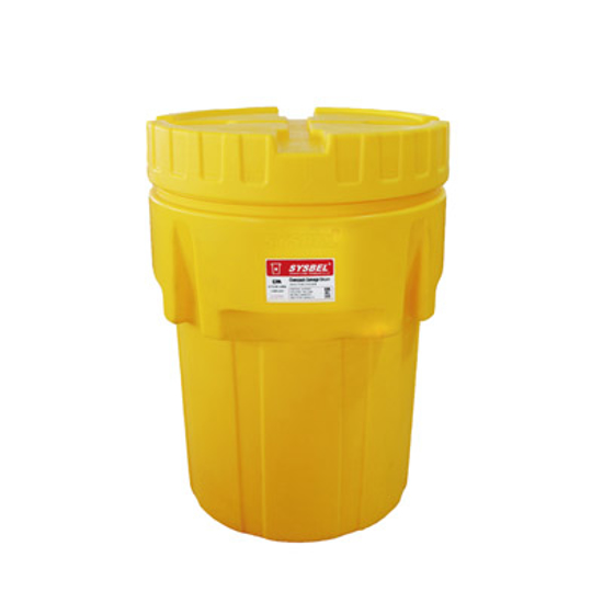 Picture of Sysbel SYD200 Overpack polyethylene Salvage Drum 20 Gal