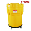 Picture of Sysbel SYD001 100 KG Steel Dolly for Overpack Salvage Drum