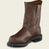 Picture of Red Wing 8264 Men's 9-Inch Pull On Safety Boots