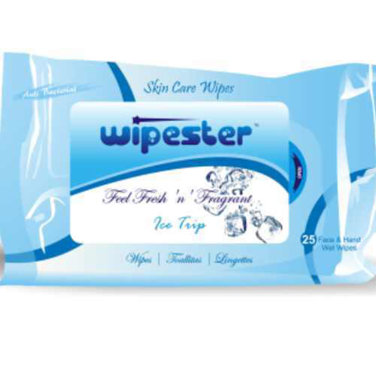 Picture of Baby Wet Wipes
