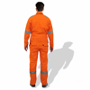 Picture of Prime Captain Fabric Doha Coverall With Reflective Tape D592