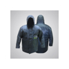 Picture of General Workwear Parka 3 in 1 Navy Blue Jacket FY1653