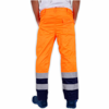 Picture of Prime Captain High Viz All Weather Fluorescent Trousers HVF3101