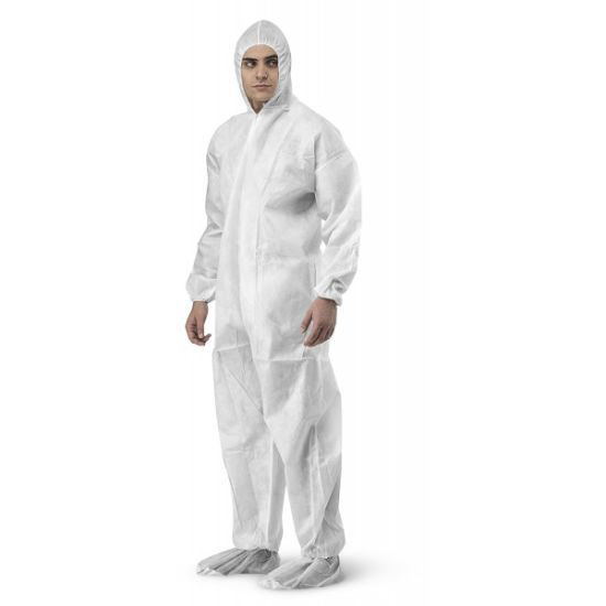 Picture of TYPE5 Non-Woven Microporous Coverall PP