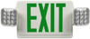 Picture of Emergency Exit Sign With Beam Light