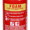 Picture of Mechanical Foam Fire Extinguisher 3 Ltr