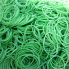 Picture of Basic Assorted Sizes Green Color Rubber Bands (Price / kg)