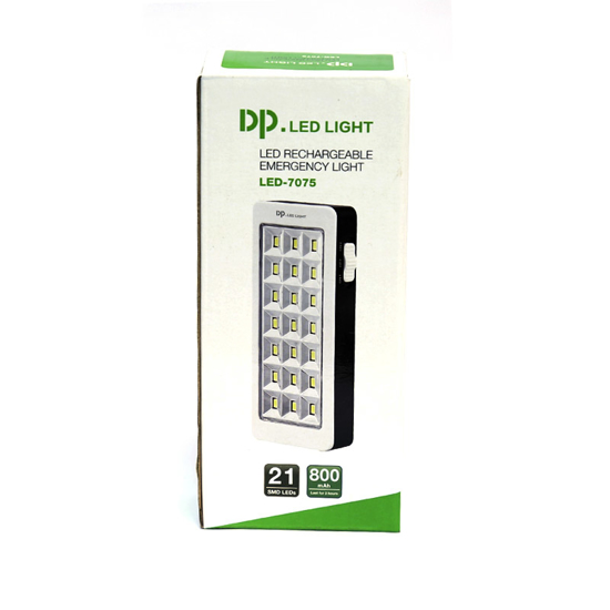 Picture of DP LED-7075 Emergency Torch Light