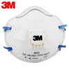 Picture of 3M 8822 Cup Shaped Disposable Respirator FFP2 Valved Face Mask