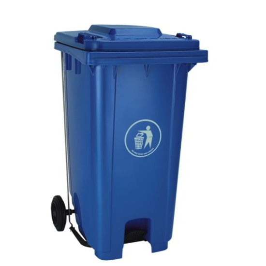 Picture of XDL-240U-Blue Dustbin with Pedal